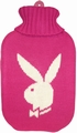 Playboy Wrmflasche pink