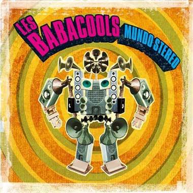 Les Babacools CD - Mundo Stereo