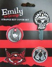 Emily The Strange - Optical Strange Keycover Set