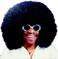 Afro Per�cken Set
