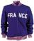 Frankreich Jacke