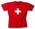 Shirt - Schweizer Kreuz