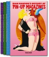 Dian Hanson's History of Pin-up Magazines Vol. 1-3