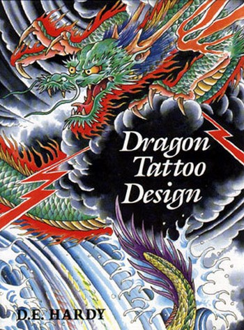 Designs  Tattoos on Ed Hardy Dragon Tattoo Design   Books   Klang Und Kleid   Tattoo