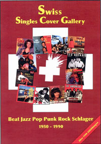Swiss Singles Cover Gallery 1950-1990