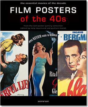 Film Posters of the 40s