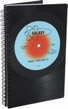 Phonoboy Notizbuch Vinyl - Galaxy