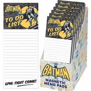 Magnetischer Notizblock - Batman