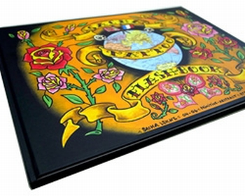 Sacha Tattoo Flash Book