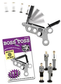 Boss Toss Gun