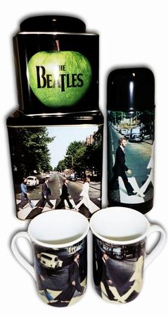 Beatles Geschenk Set Deluxe