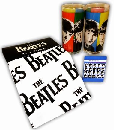 Beatles Geschenk Set Küche