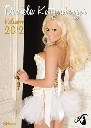 daniela katzenberger kalender 2012 kalender pr sentiert von klang und kleid coolstuff calender. Black Bedroom Furniture Sets. Home Design Ideas