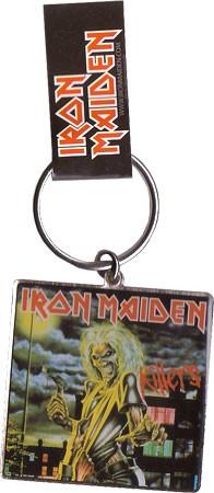 Schlüsselanhänger - Iron Maiden (Killers)