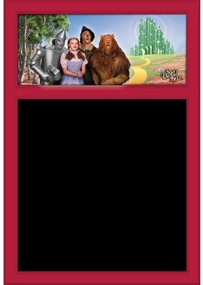 Wizard of Oz - Magnettafel