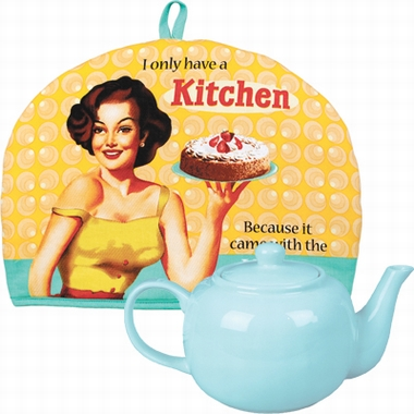 I Only Have A Kitchen - Teekannenwärmer