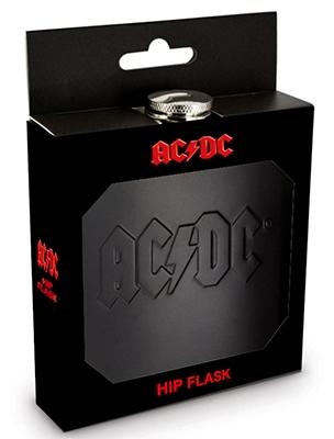AC/DC Flachmann