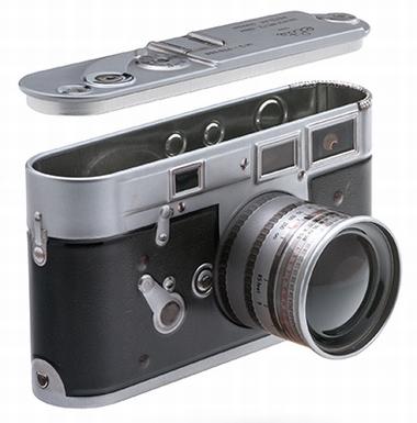 Blechdose Camera