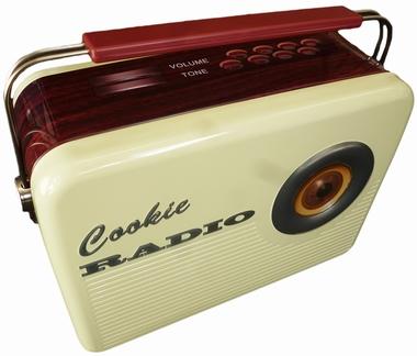 Keksdose Cookie Radio