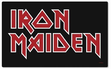 Frühstücksbrettchen - Iron Maiden