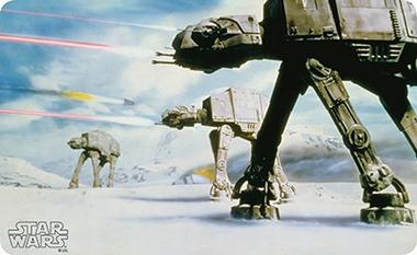 Frühstücksbrettchen - Star Wars - AT- AT