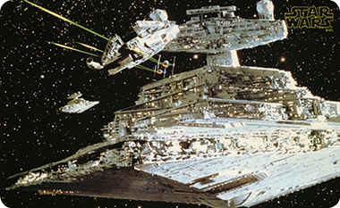 Frühstücksbrettchen - Star Wars - Galactic Empire