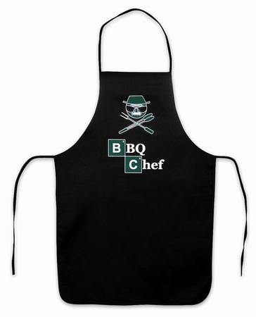 Grillschürze Baking Bad - BBQ Chef