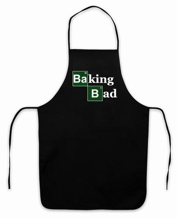 Grillschürze Baking Bad