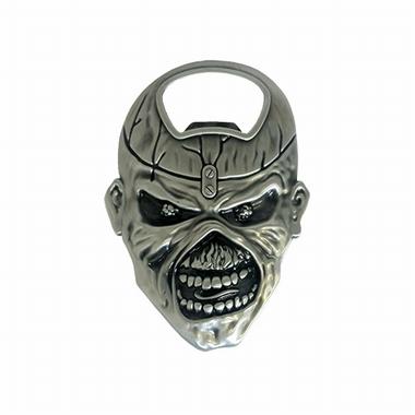 Iron Maiden Flaschenöffner aus Metal 3D