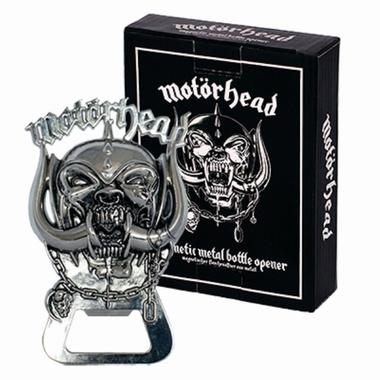 Motörhead Flaschenöffner aus Metall 3D