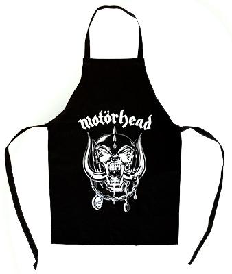 Motörhead Schürze