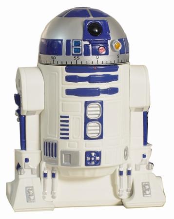 STAR WARS - KÜCHENUHR - R2-D2 präsentiert von Klang und Kleid ...