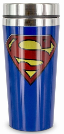 Superman Reisebecher - Travel Mug
