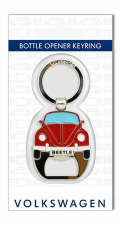 VW Beetle Flaschenöffner mit Schlüsselanhänger