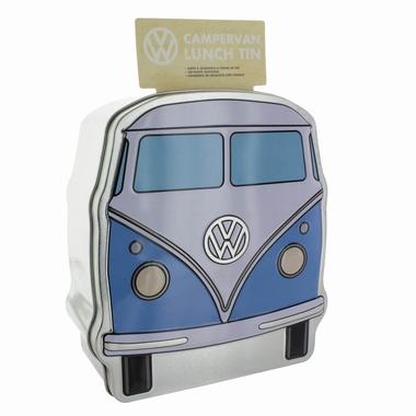 VW Bulli Brotdose aus Metall