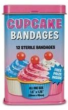 Cupcake Pflaster