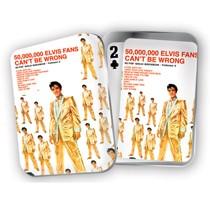 Pokerkarten Elvis Presley