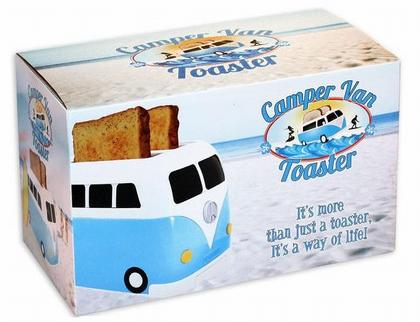 camper bus toaster pr sentiert von klang und kleid k che coolstuff. Black Bedroom Furniture Sets. Home Design Ideas