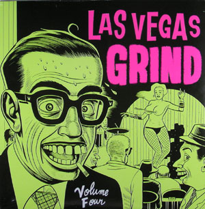 VARIOUS ARTISTS - LAS VEGAS GRIND Vol. 4
