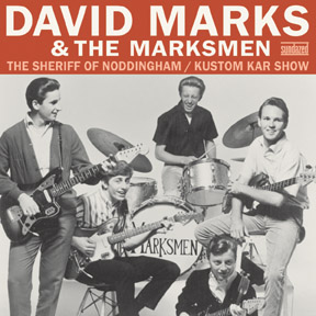 DAVID MARKS AND THE MARKSMEN - The Sheriff Of Noddingham