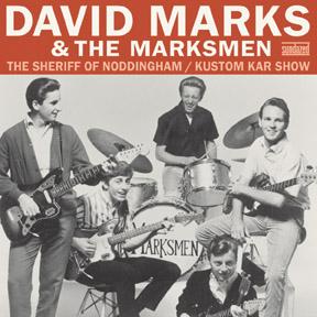 DAVID MARKS AND THE MARKSMEN - The Sheriff Of Noddingham