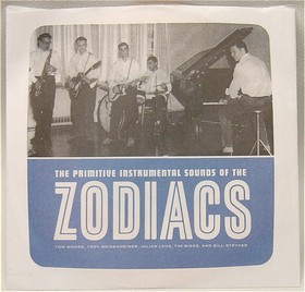 ZODIACS - The Primitive Instrumental Sounds Of The