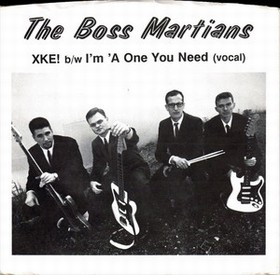 BOSS MARTIANS - XKE!