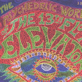 13th floor elevators psychedelic charly psychedelic for 13th floor elevators thru the rhythm