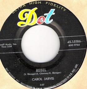 CAROL JARVIS - Rebel