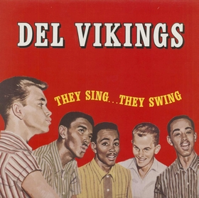 DEL VIKINGS - They Sing - They Swing