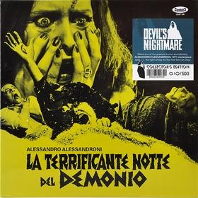 ALESSANDRO ALESSANDRONI - La Terrificante Notte Del Demonio