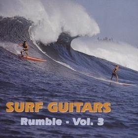 VARIOUS ARTISTS - Surf Guitars Rumble Vol. 3