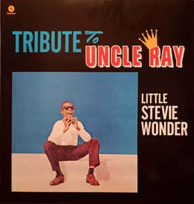 LITTLE STEVIE WONDER - Tribute To Uncle Ray