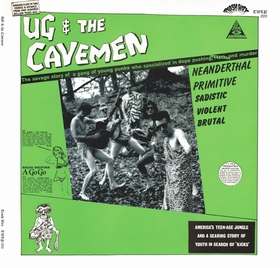 UG AND THE CAVEMEN - UG And The Cavemen